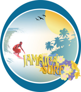 Jamaica Surf Graphic Design Project