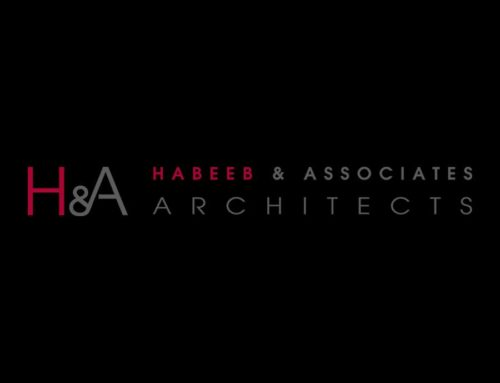 Habeeb Architects and Associates Old Logo
