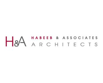 Habeeb Architects White Logo